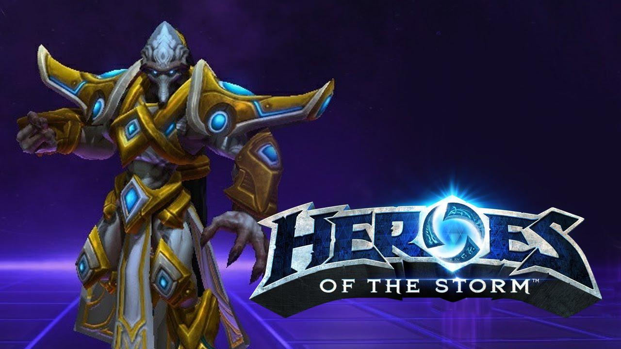 Heroes of the Storm: Der Glitch mit dem One-Hit Tassadar …