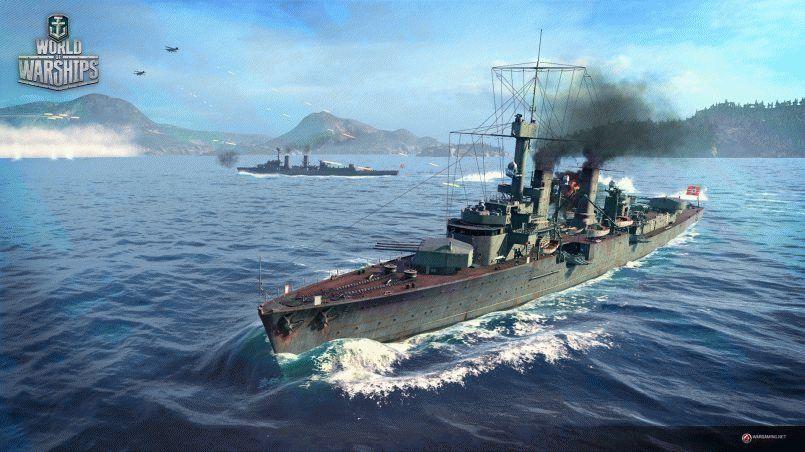World of Warships: Neues Probe-Event lädt zum hemmungslosen Kill-Stealen ein