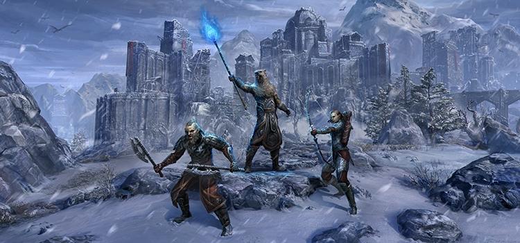 The Elder Scrolls Online: Orsinium hat Trailer und Termin – Gamepad für den PC kommt auch