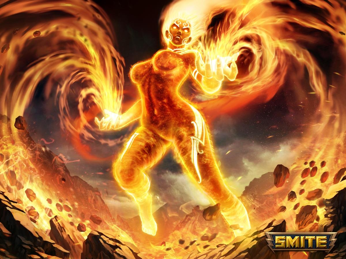 SMITE: Patch bringt Sol, die wohl heißeste Göttin ins Spiel!