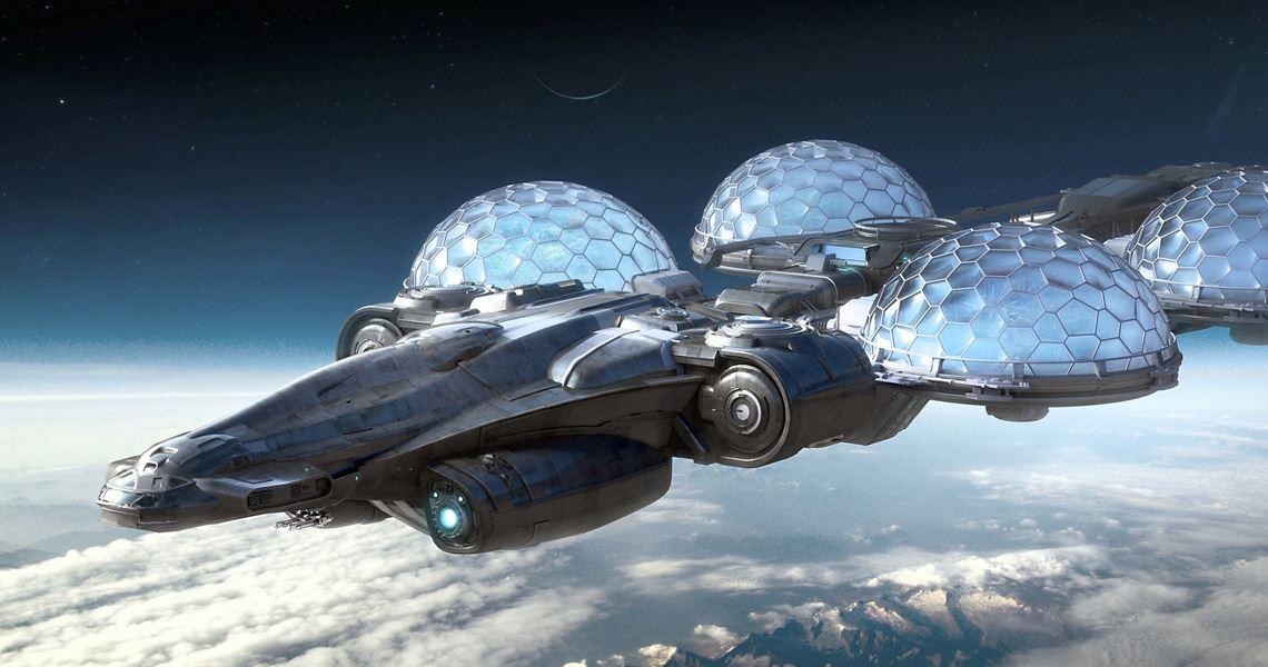 1.000-Dollar-Schiff für Star Citizen vorgestellt