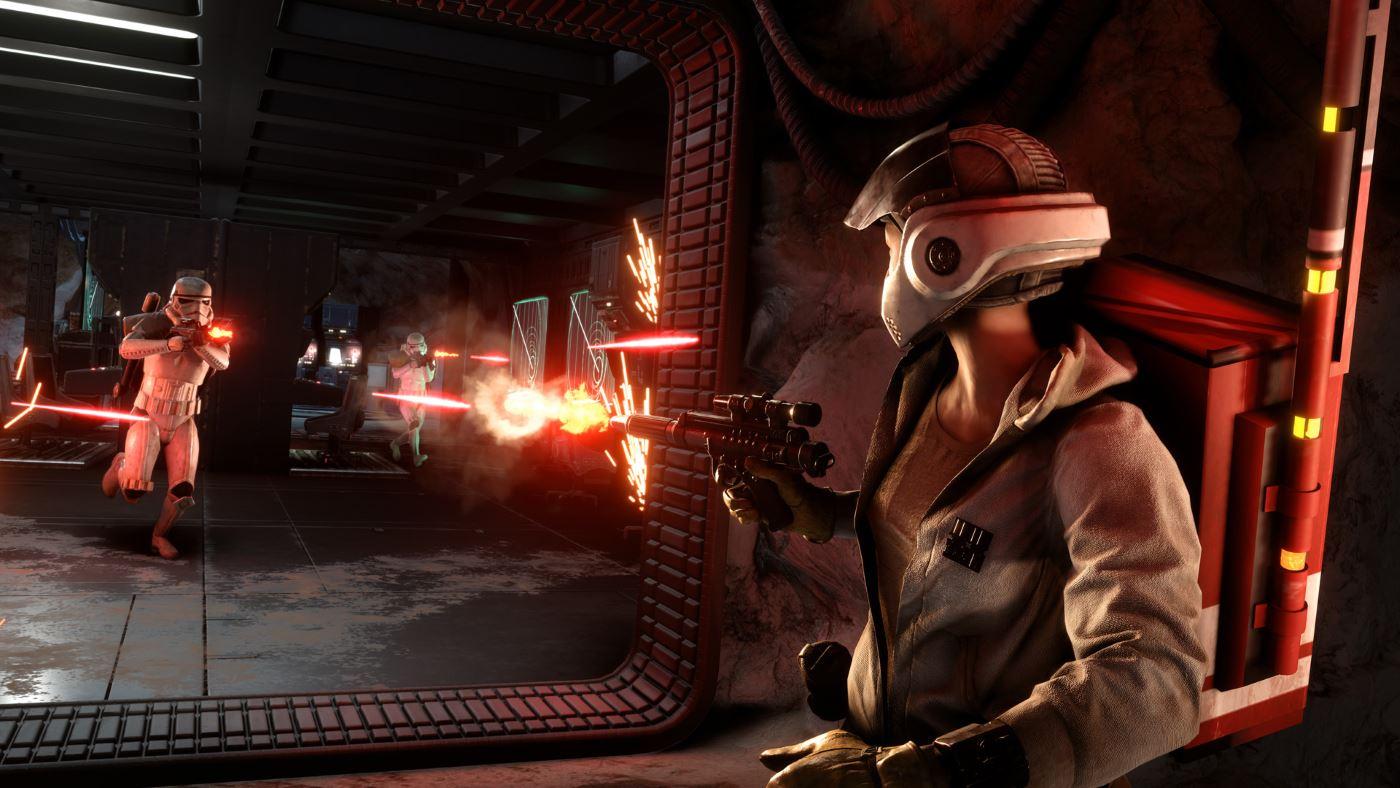 Star Wars Battlefront: So viel Speicherplatz braucht das Game auf PS4, XBox One und PC