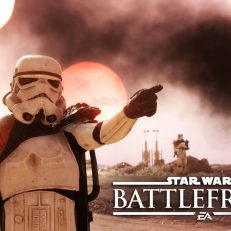 Star Wars Battlefront Launch