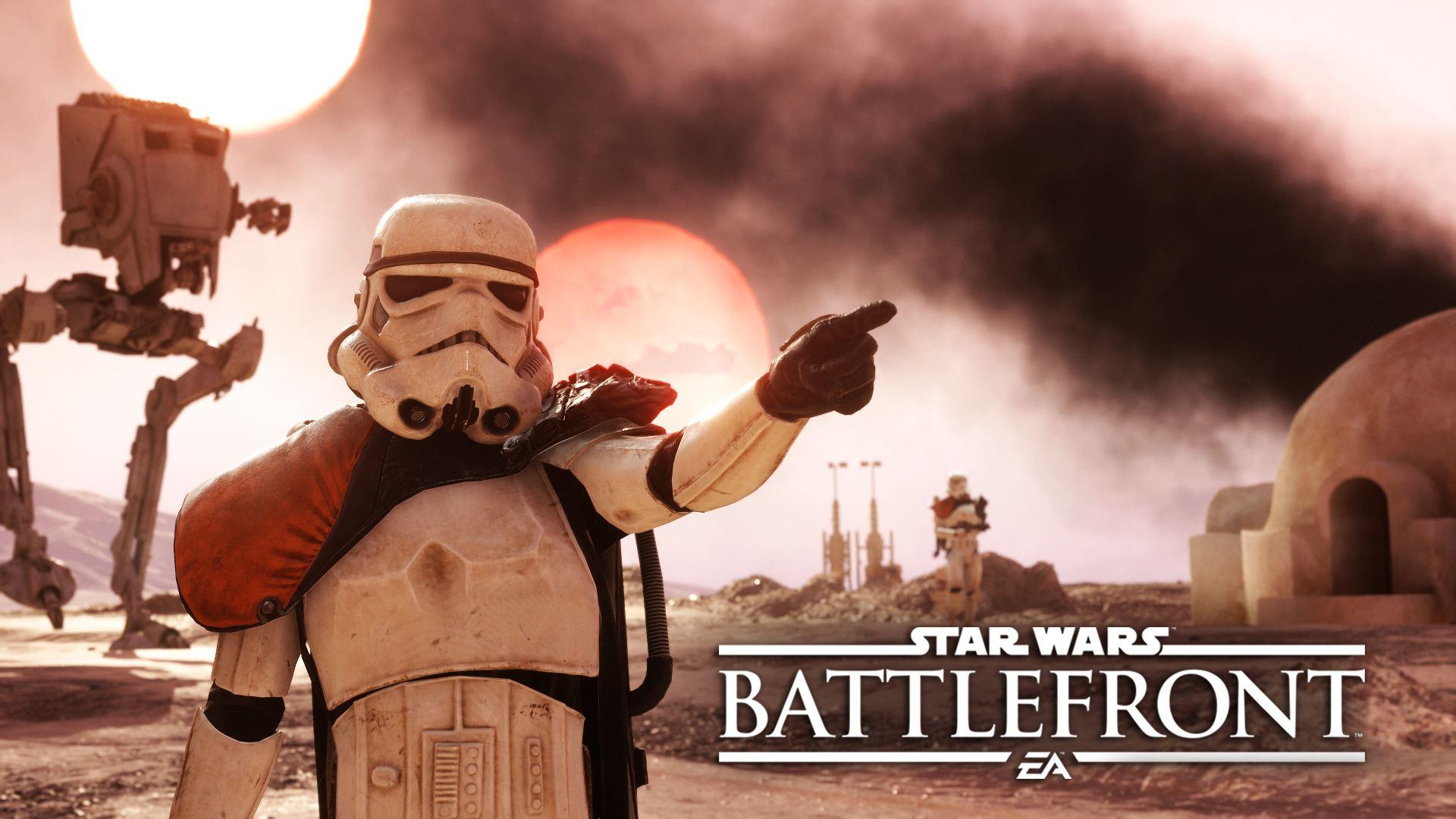 EA will 13 Millionen Exemplare von Star Wars: Battlefront ausliefern