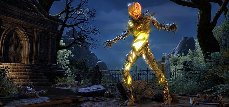 The Elder Scrolls Online: Hexenfeierlichkeiten im Oktober