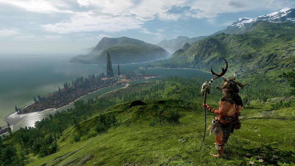 Playstation-4-Spiel WiLD: Neue Szenen zeigen Open-World-Survival-Spiel, kein MMO