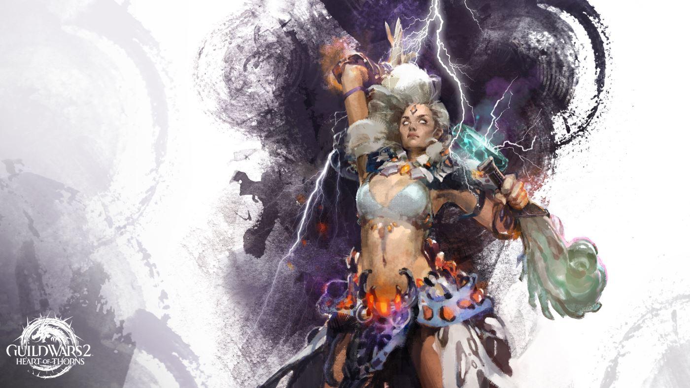 Guild Wars 2 startet Heart of Thorns mit 7 Millionen Accounts