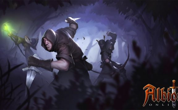 Albion Online Kampf