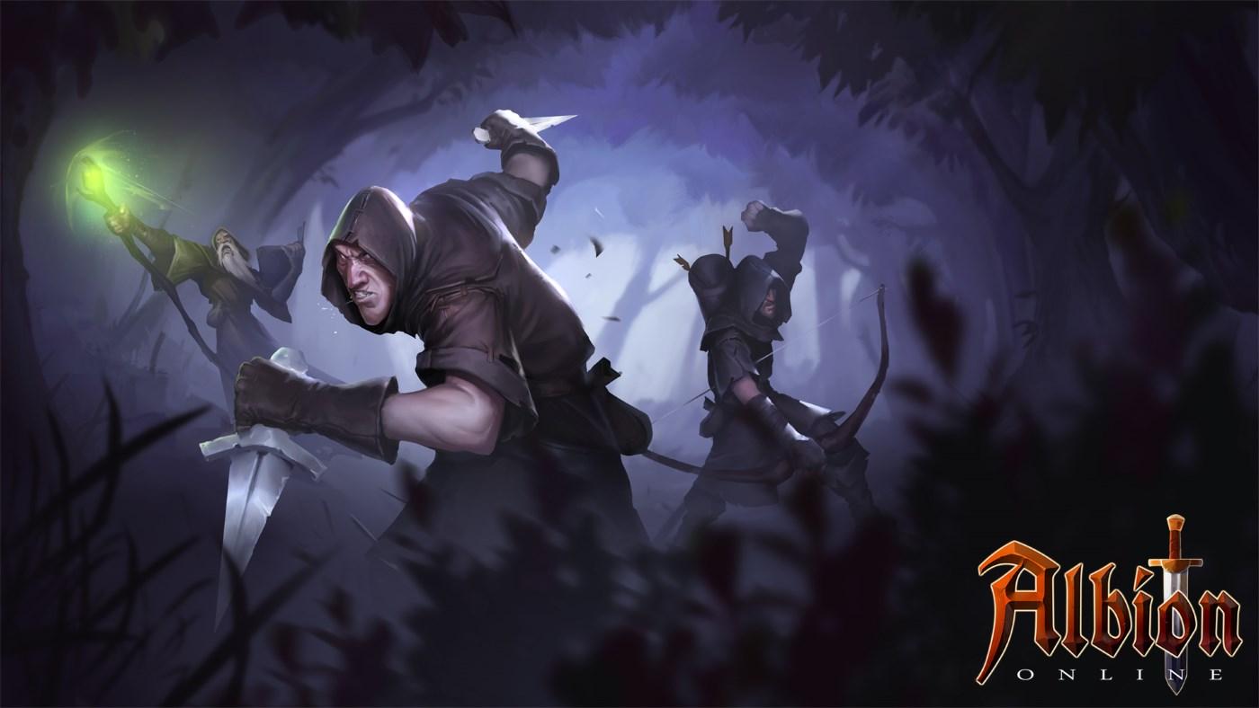 Albion Online: Nischen-MMORPG ächzt unter Ansturm der Massen
