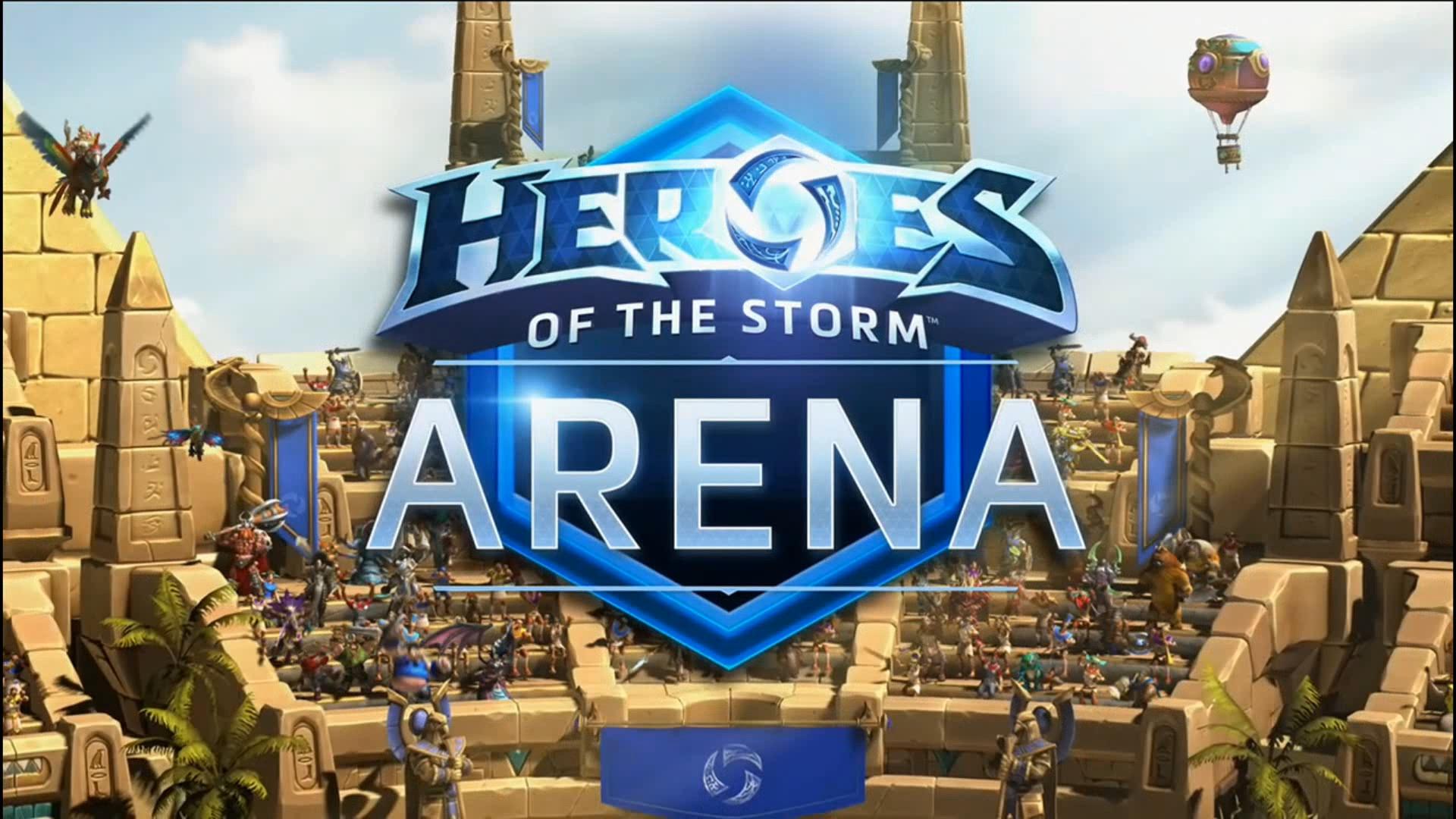 """Heroes of the Storm bekommt 3 neue Helden, 1 neue Karte und einen ziemlich irren """"Aram""""-Modus"""