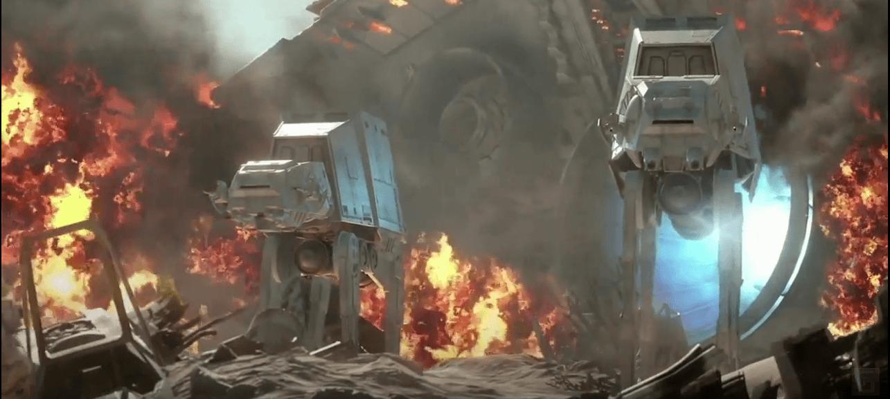 Star Wars Battlefront: Hier ist der Reveal-Trailer für Schlacht von Jakku