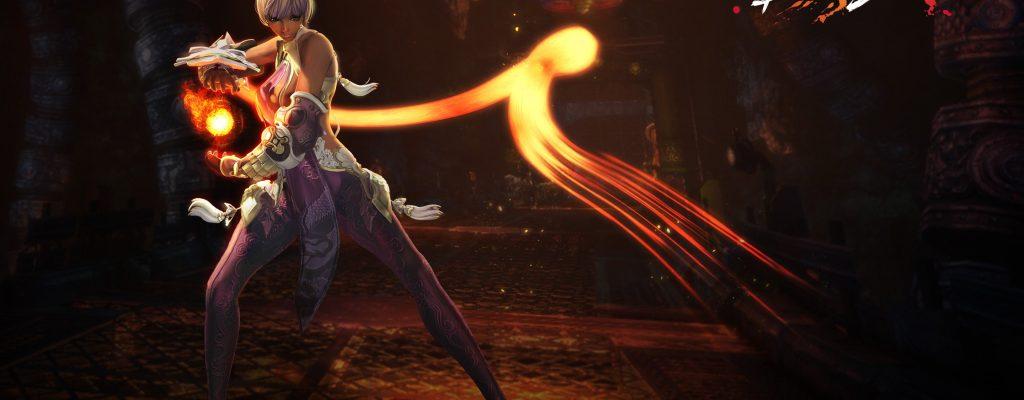Blade & Soul: Das ist der Gewaltenbändiger!