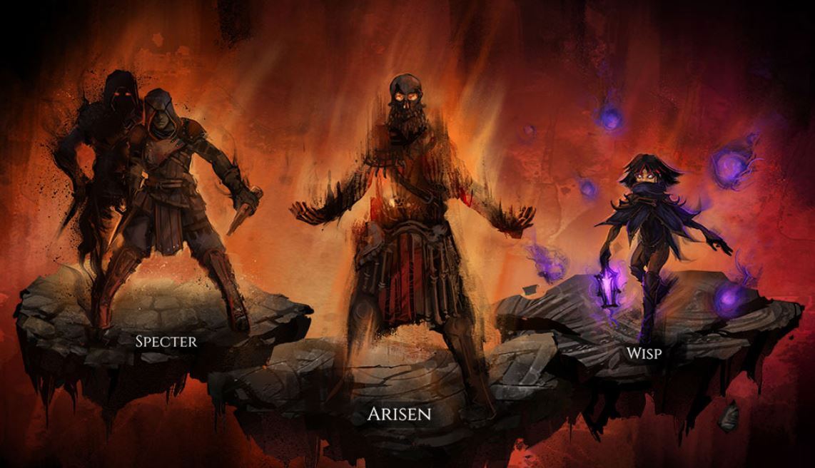 Camelot Unchained: Kundschafter (Scouts) sind mehr als zahme Stealther!