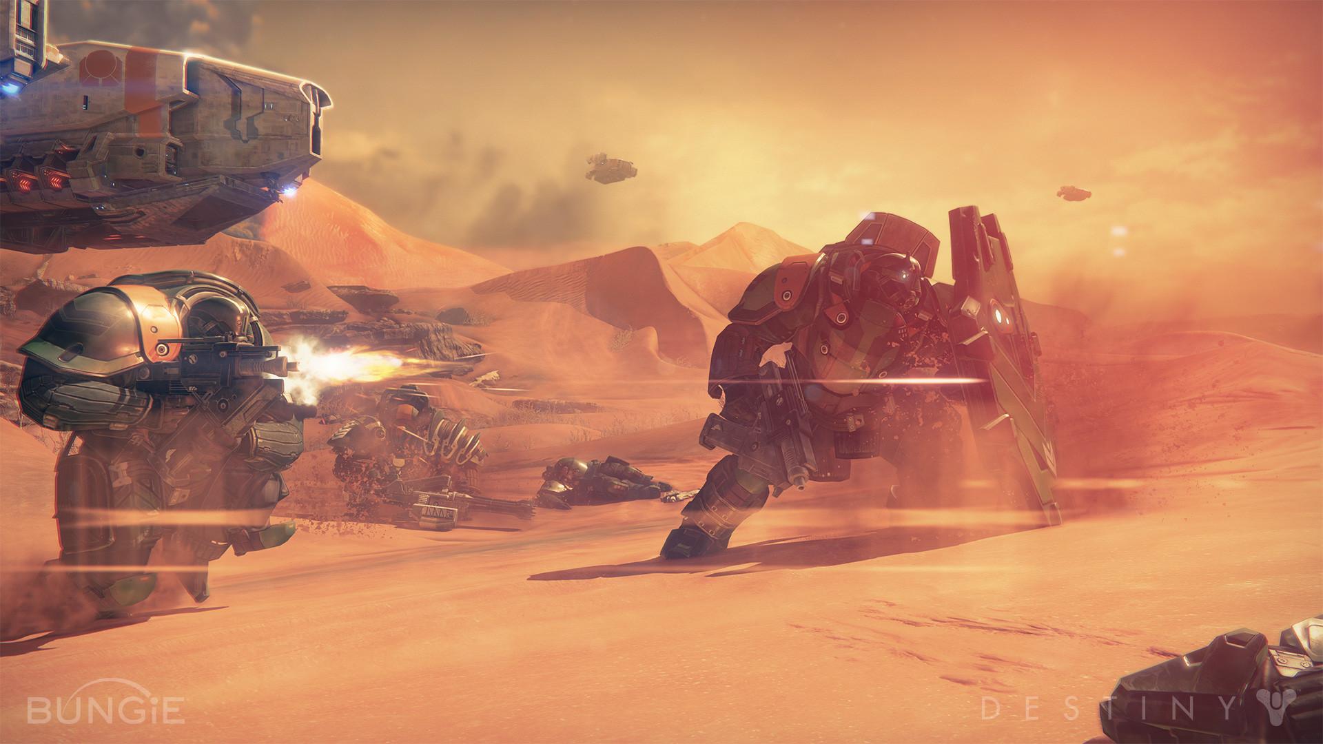Destiny: Der Waffentag am 11.11. bringt eine Killer-PvP-Sniper und ein neues Impulsgewehr