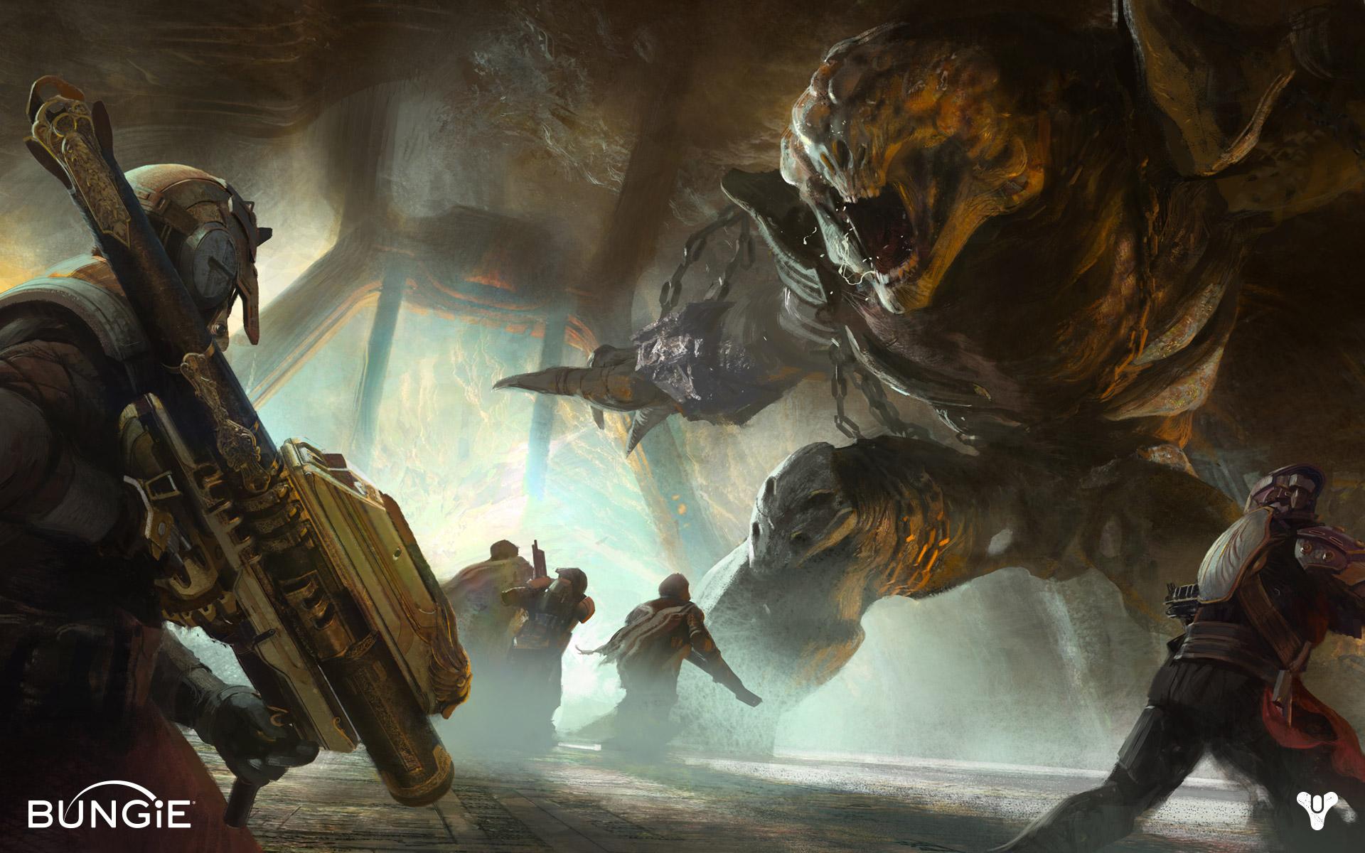 Destiny: Kommt der Phogoth-Strike zurück? Geister und Kapuze von Malok