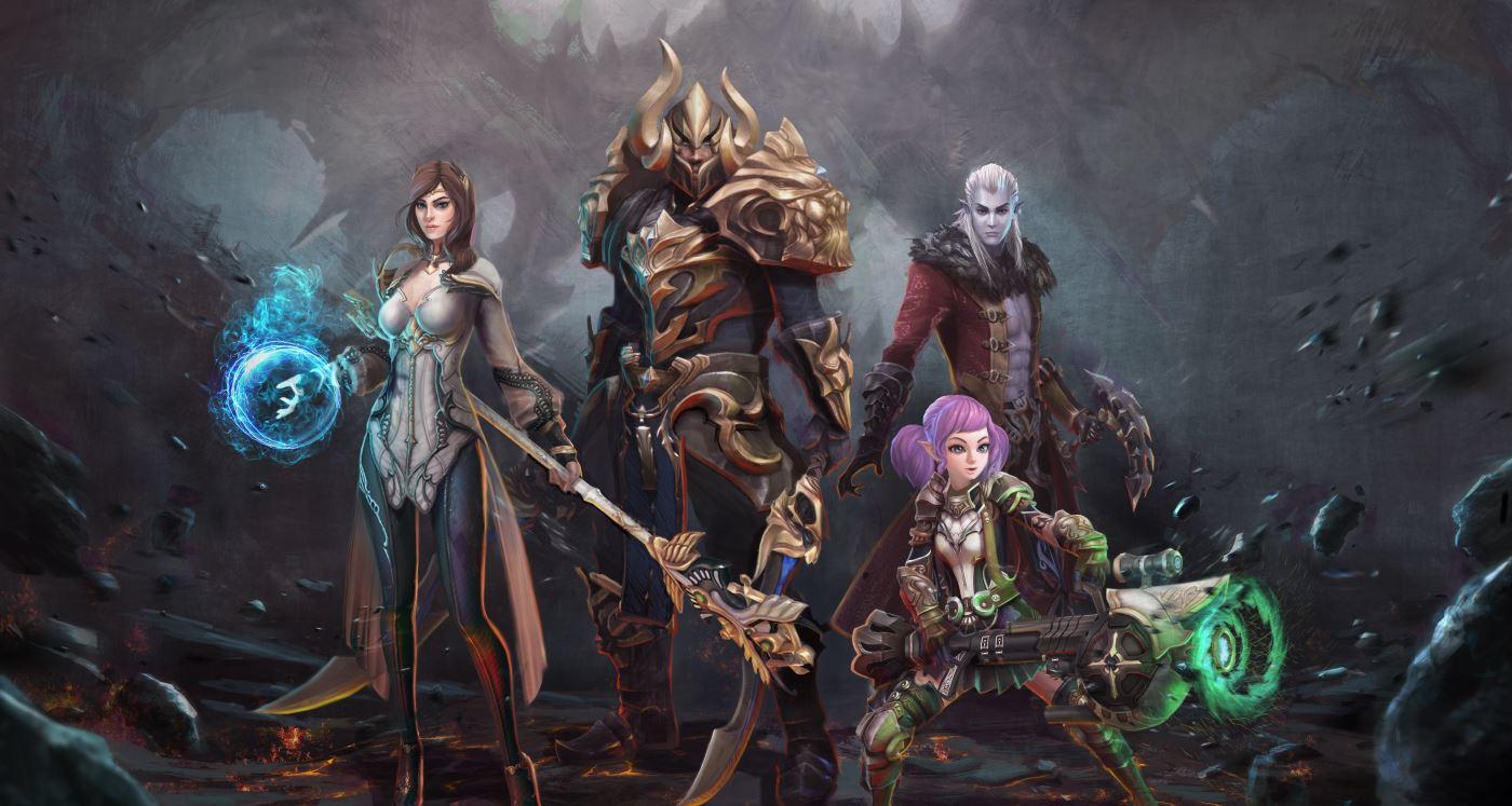 Devilian: Neues kostenloses Action-MMORPG hat Release-Termin
