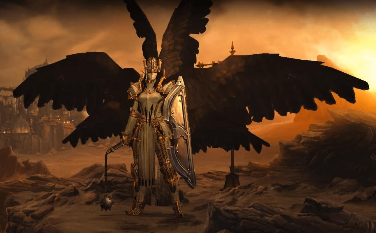 Diablo 3 verleiht Flügel – Alle Flügel in einem Video