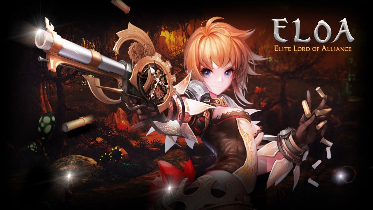 Das Action-MMORPG ELOA ist offiziell gestartet