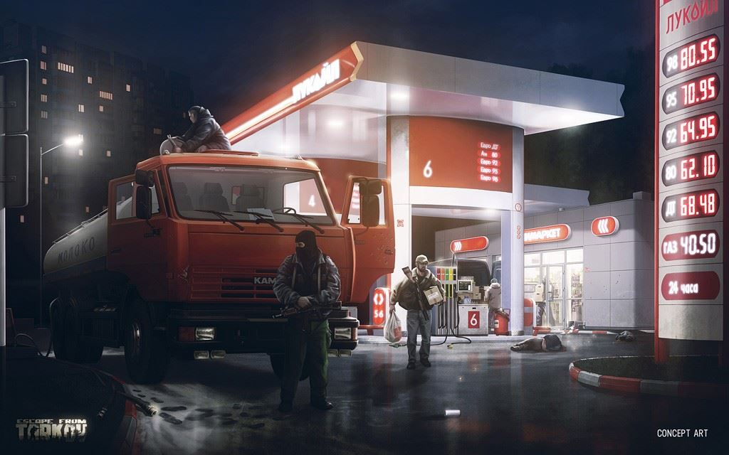 Neue Story-Details zum RPG-Shooter Escape from Tarkov
