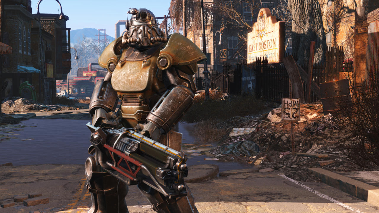 Fallout 5: Ich glaube, es wird ein Online-Survivalgame