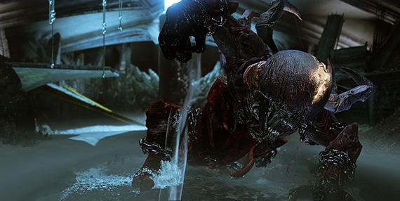 Destiny: Golgoroth im Herausforderungs-Modus des Raids