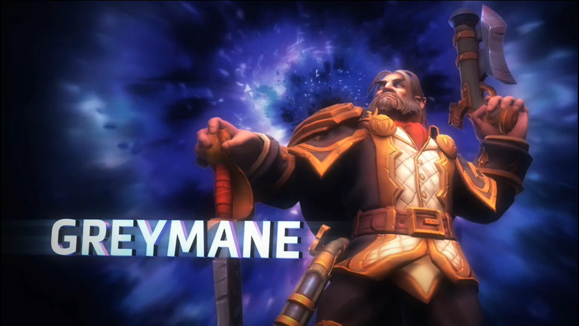 Heroes of the Storm: Graumähne und das neue Observer-Interface