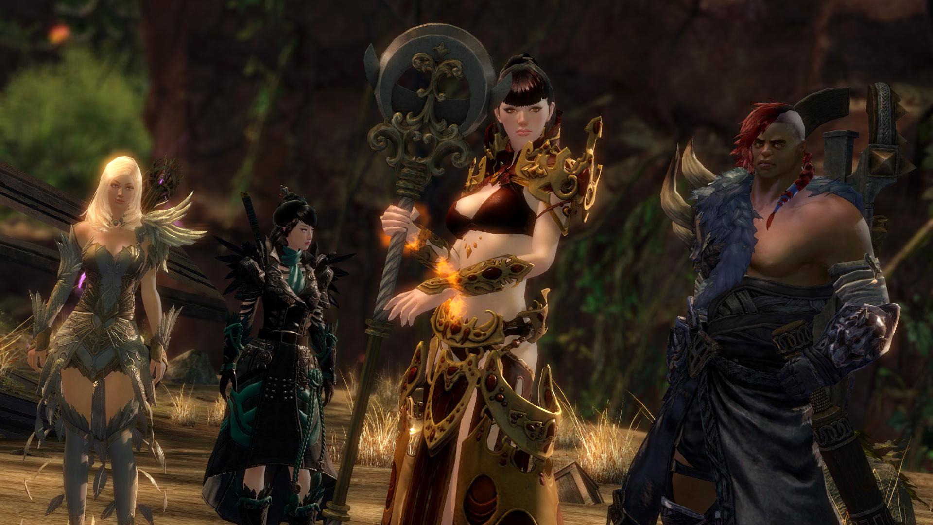 Guild Wars 2 jubelt über Spielerzahlen