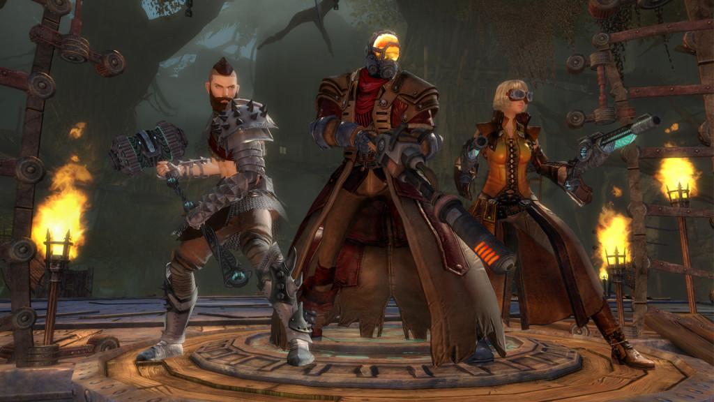 Guild Wars 2: Große WvW-Überarbeitung beansprucht alle Entwickler!