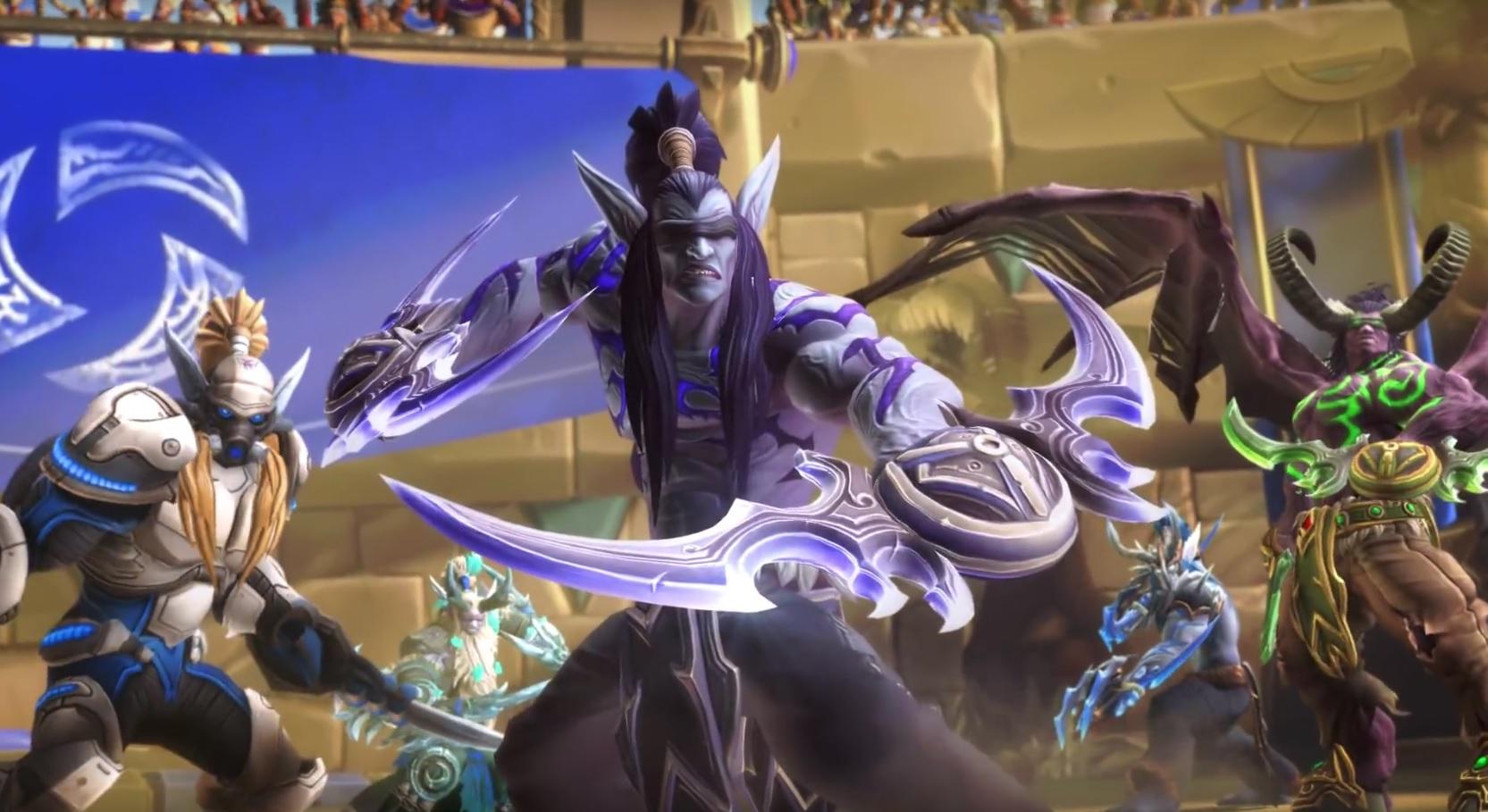 "Heroes of the Storm: Arena – das ""Brawl"" von HotS?"