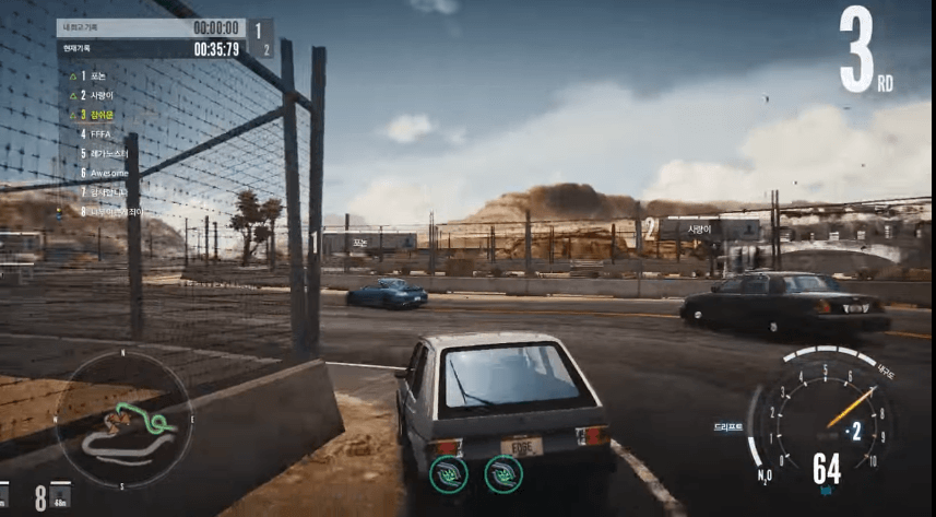 Need for Speed Edge: Neues Gameplay vom Racer