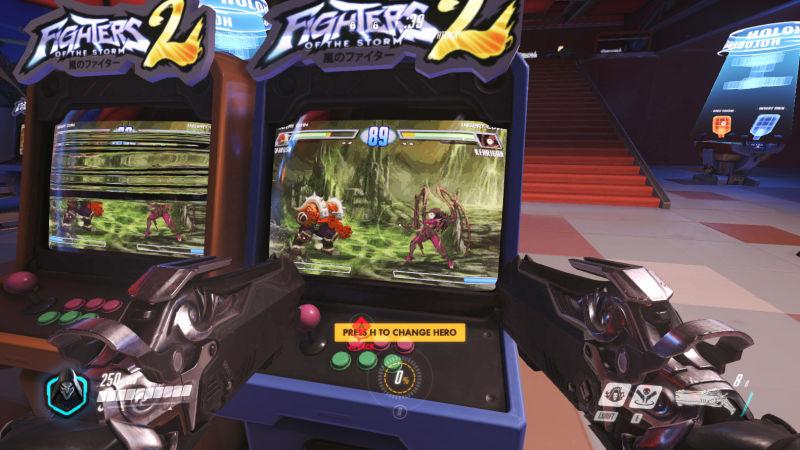 Overwatch: Easter Egg lässt Garrosh gegen Kerrigan kämpfen