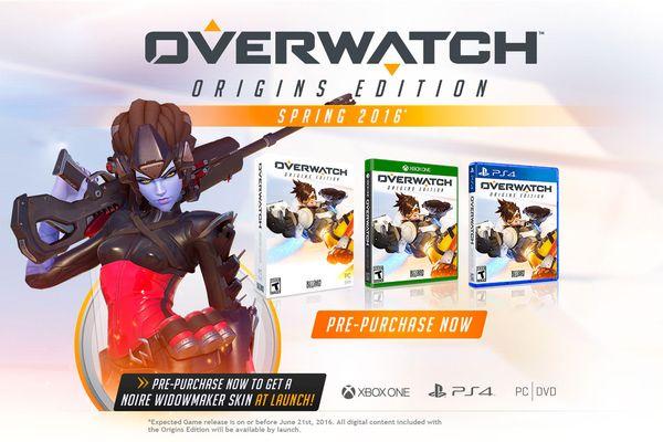 Overwatch: Release-Datum für PC, PS4 und Xbox One nun dank Leak bekannt