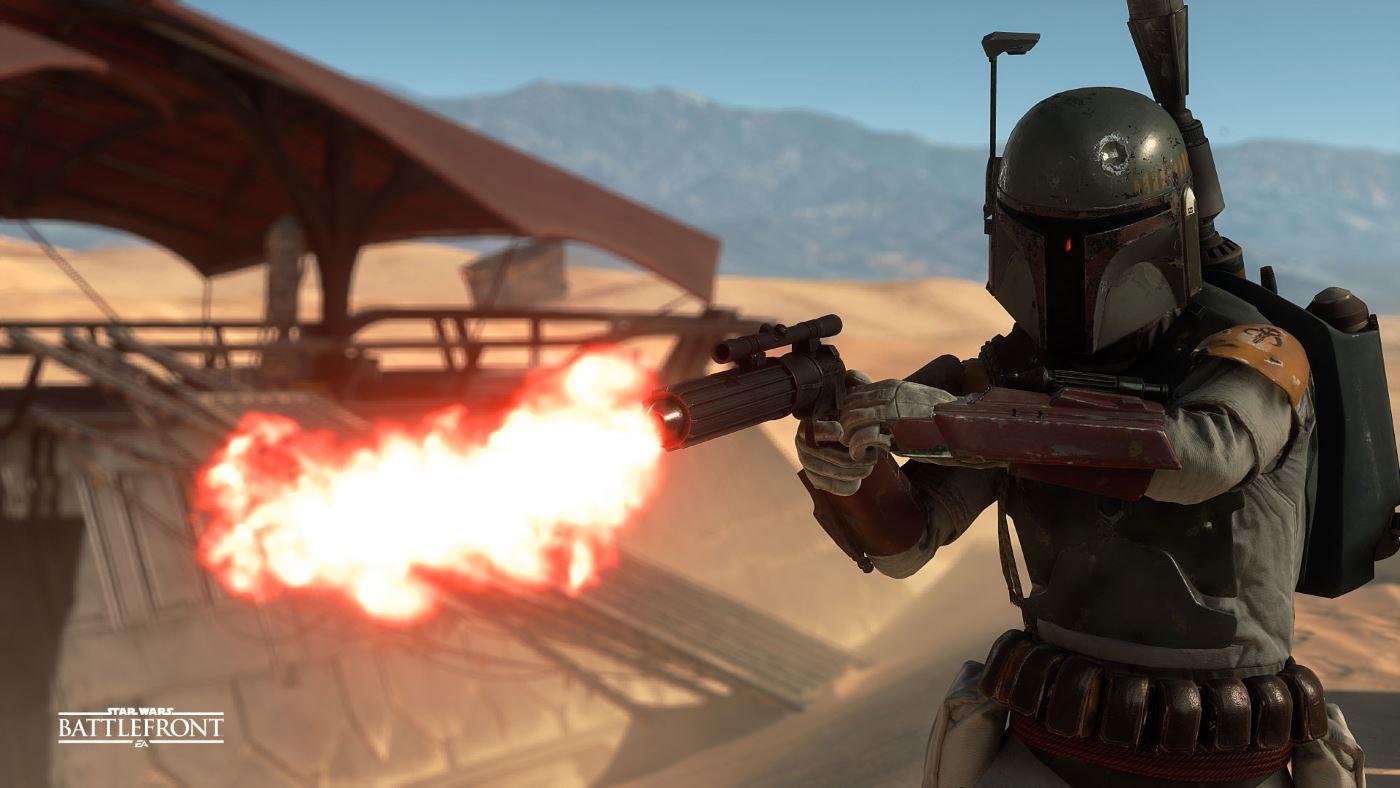 Star Wars Battlefront: Neues Video zeigt die Helden und Schurken in Action