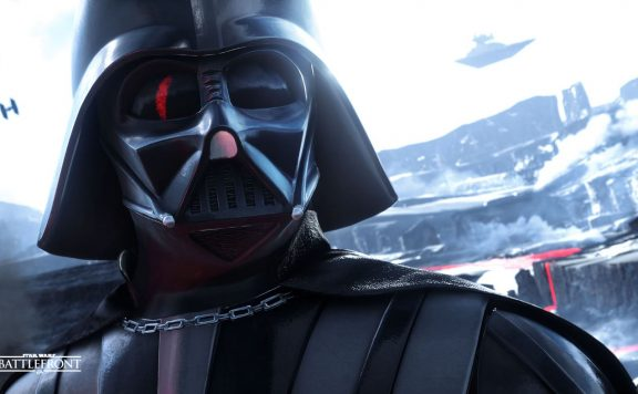 Star Wars Battlefront Darth Vader Held