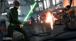 Star Wars Battlefront Luke Held
