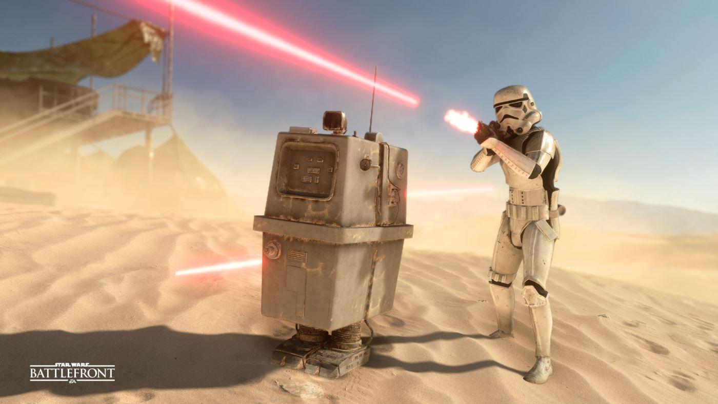 Star Wars Battlefront: Kostenloses März-Update ist da, fällt eher kleiner aus