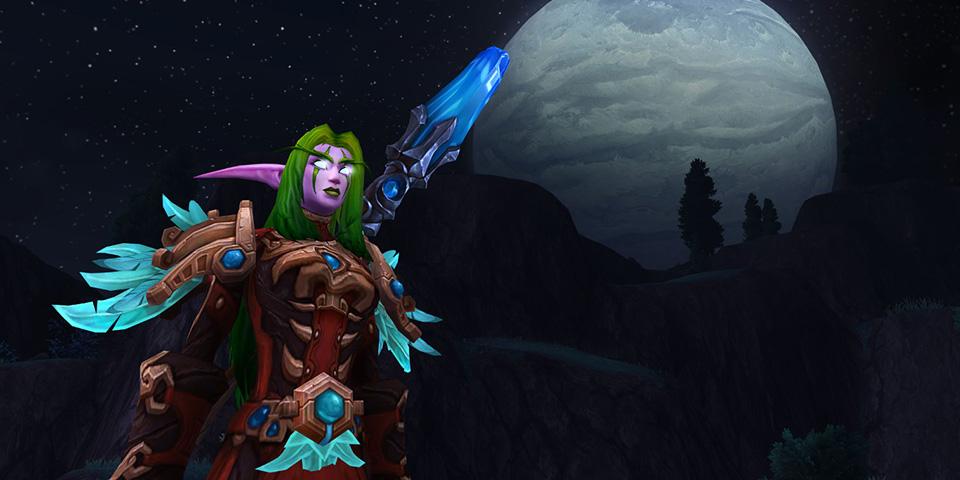 WoW Legion Druid balance