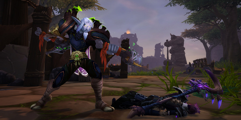World of Warcraft: So werden Druiden und Schurken in Legion!
