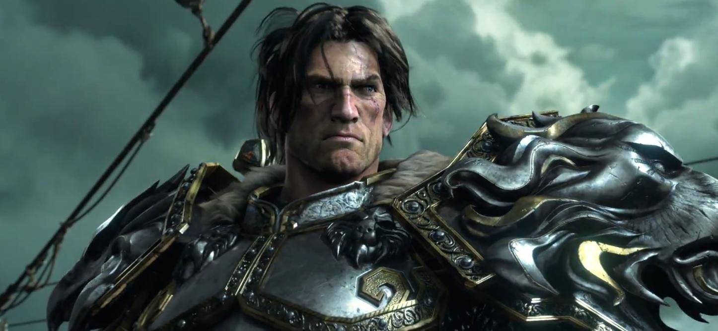 Heroes of the Storm: Wird Varian der nächste Held?
