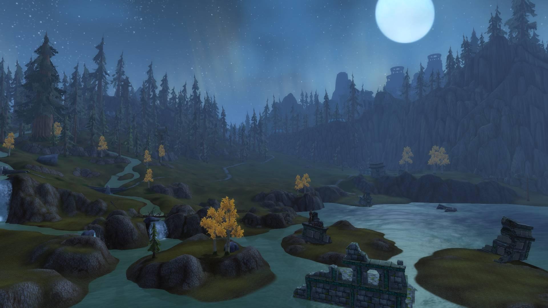 WoW: Legion erhöht die Sichtweite, verbessert so die Optik