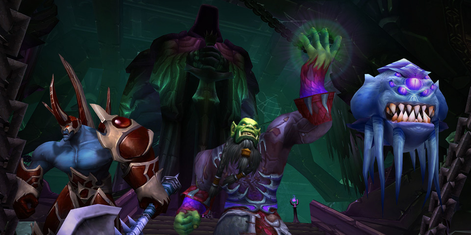 WoW Legion warlock demonology