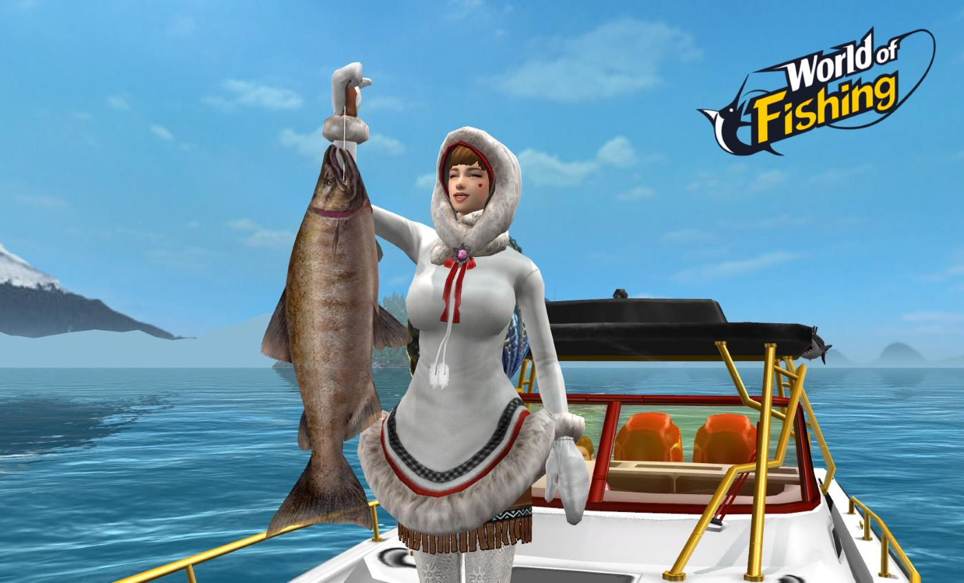 Einfach mal angeln: Das MMO World of Fishing startet in die Open Beta