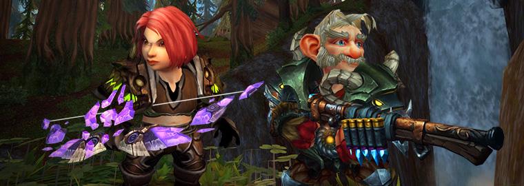 World of Warcraft: Gnom-Jäger bestätigt! Bringen neue, mechanische Pets mit!