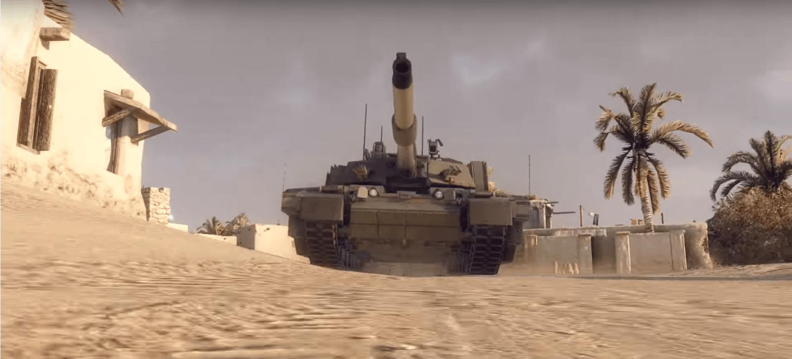 Armored Warfare kriegt neuen Panzer Challenger 2, bisschen Story