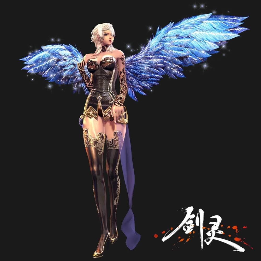 Blade & Soul verleiht Flügel