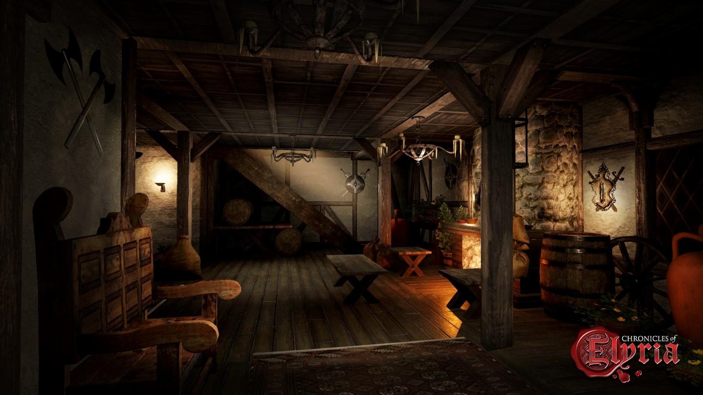 Chronicles of Elyria: Baum- und Stelzenhäuser – Auch die Ideen fürs Housing sind beeindruckend