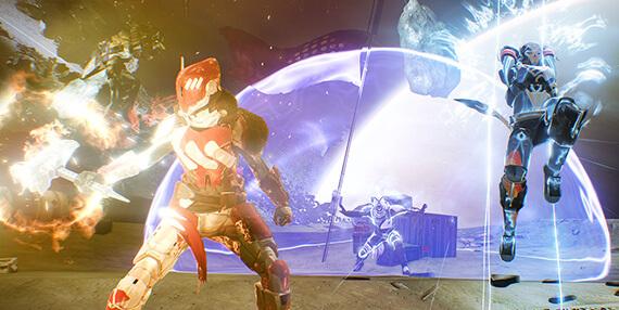 Destiny: Nächste Woche kommt das große Update, bringt Änderungen für Titanen und Cash-Shop