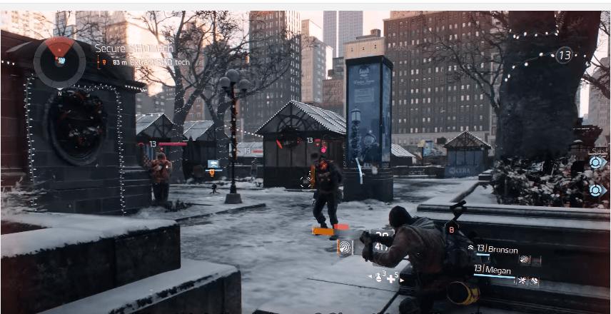 The Division: Neues Gameplay, neue Lobeshymnen