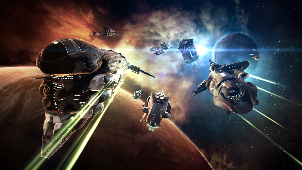 EVE Online startet die Operation Frostline