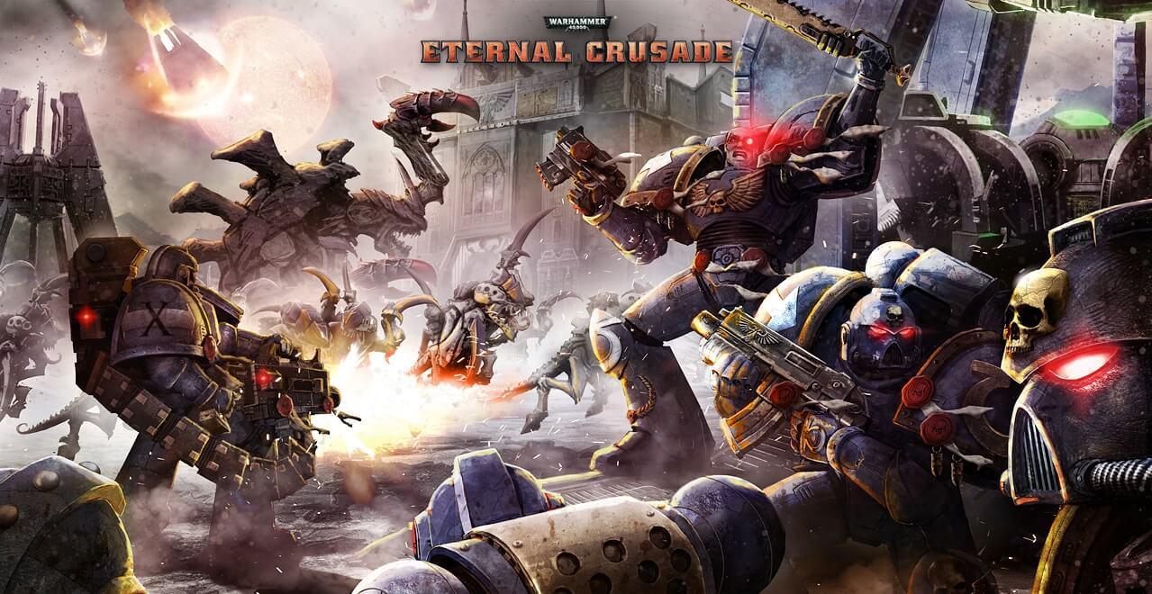 Warhammer 40.000: Eternal Crusade – Neuer Trailer zeigt mehr blutige Action